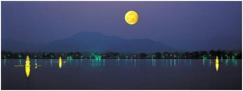 West Lake, Huangzhou, Zhe Jiang Province